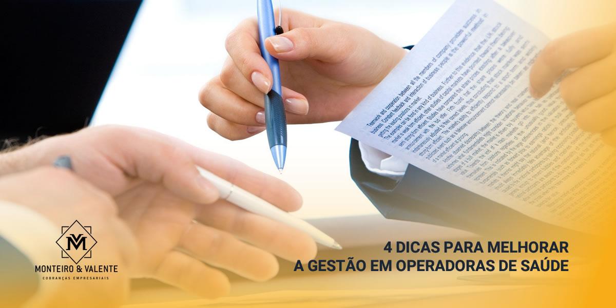 Monteiro e Valente Advogados 4 DICAS PARA MELHORAR A GESTAO EM OPERADORAS DE SAUDE final 1